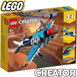 2020 Lego Creator Самолет с перка 31099