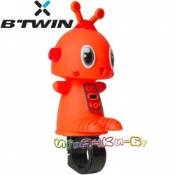 B'TWIN Клаксон за детски велосипед Robot 8379651