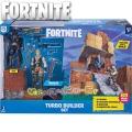 Fortnite Крепост с фигури Jonesy & Raven Turbo Builder FNT0036