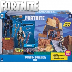Fortnite Крепост с фигури Jonesy & Raven Turbo Builder FNT0036