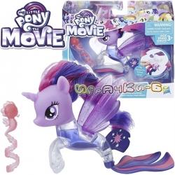 My Little Pony The Movie Пони русалка с Twilight Sparkle E0188