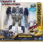 Hasbro Transformers Трансформърс Barricade с енергийно ядро E0755