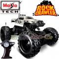 Maisto Tech Джип Rock Crawler с дистанционно Silver