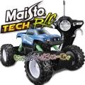 Maisto Tech Джип Rock Crawler с дистанционно Behemoth Blue