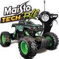 Maisto Tech Джип Rock Crawler с дистанционно SlimeBall Energy Black