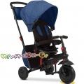 Smart Trike Сгъваема триколка smarTfold 700 8 в 1 Blue 5500800