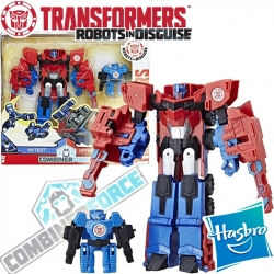 Hasbro Transformers Combiner Force Активатор с робот Hi-Test vs.Optimus Prime С2
