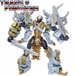 Hasbro Transformers Робот Premier Deluxe Dinobot Slug C0887