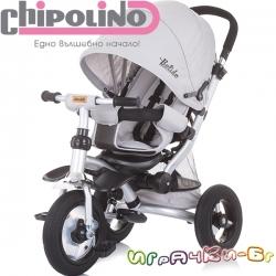 Chipolino Триколка със сенник Болид Графит TRKBLD02003GT