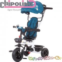 Chipolino Триколка 360 със сенник Jogger Океан TRKJG02003OC