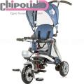 Chipolino Триколка със сенник Маверик 4в1 Дънки TRKMA0168JP