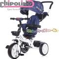 Chipolino Триколка със сенник Каретера Нейви TRKCA0202NA