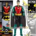 Batman Missions True Moves Екшън фигура 30см Robin FVM71 Mattel
