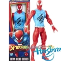 Marvel Spider-Man Titan Hero Екшън фигурка Scarlet Spider с Power FX порт E2342