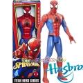 Marvel Spider-Man Titan Hero Екшън фигурка Scarlet-Men с Power FX порт E0649