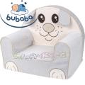 Bubaba Детски фотьойл животинче Забавно кученце