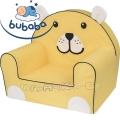Bubaba Детски фотьойл животинче Жълто мече