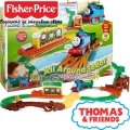 Fisher Price Thomas & Friends Комплект за игра Обиколка на остров Содор BCT68