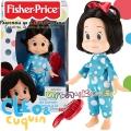 Fisher Price Cleo & Cuquin Кукла бебе Момиче Cleo FGR66
