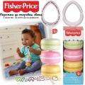"Fisher Price Бебешка дрънкалка ""Френски макарон"" GRR45"