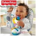 Fisher Price Играчка за столче за хранене Самолет GWW53