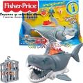 Fisher Price Imaginext Мега захапка на Акула GKG77