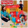 Fisher Price Надуваемо влакче с топки 93503