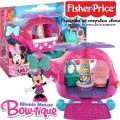 Fisher Price Minnie Mouse Bowtique Хеликоптерът на Мини Маус CCY42