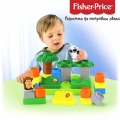 Fisher Price Little People Конструктор Builders Buildn Fun