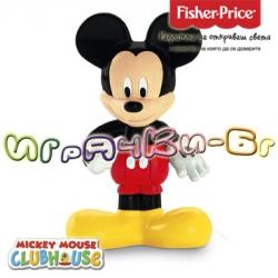 Fisher Price - Мини фигурка Мики Mickey Mouse Clubhouse T2822