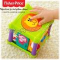 Fisher Price - Активен куб с животни