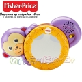 Fisher Price Музикална играчка маймунка FHF75