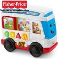 Fisher Price Образователен автобус на български език FTG14