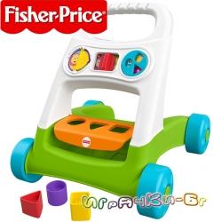 Fisher Price Играчка за прохождане FYK65