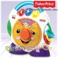 Fisher Price Образователен CD плеър на български език
