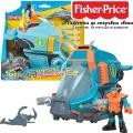 Fisher Price Imaginext Акула и превозно средство GKG78