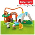 Fisher Price Little People Комплект Зоо Discovery