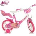 """Winx Уинкс Детски велосипед за момиче 12"""" 112166"""