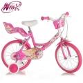 """Winx Уинкс Детски велосипед за момиче 16"""" 112168"""