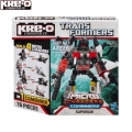 Kre-O Transformers Micro Changers Combiners Superion A2226