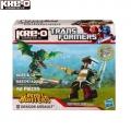 Kre-O Transformers Beast Hunters Dragon Assault A2234