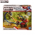 Kre-O Transformers Beast Hunters Конструктор Mech Venom Strike A2235