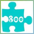 Пъзели до 300 части