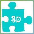 3D Пъзели