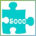 Пъзели до 5000 части
