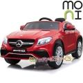 Moni Акумулаторен джип Mercedes AMG GLE63 Coupe металик A005 Red