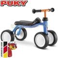 PUKY Детско колело за прохождане PUKYLINO Blue 3016