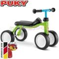 PUKY Детско колело за прохождане PUKYLINO Kiwi/White 3018