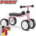 PUKY Детско колело за прохождане PUKYLINO Pink 3015