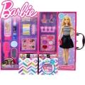 Barbie Комплект гардероб с грим 98040